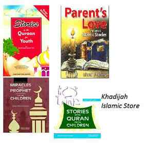 Details about BedTime Islamic Stories From Quran-For Kids Idea Gifts