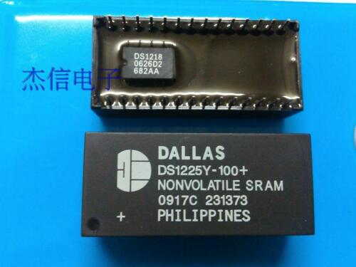 1pcs DS1225Y-100 DS1225Y NEUF