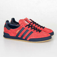 Adidas Jeans MK11 Red Trainers BNIBWT Sizes 7,7.5,8,8.5,9,9.5,10,10.5,11,12