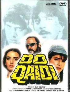 DO QAIDI DVD GOVINDA SANJAY DUTT Neelam Farha HINDI MOVIE ...