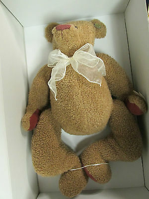 "Straightforward New Annette Funicello Collectible Bear Co Dl-20 "" Nickeletta"" C46289 ....."