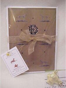 """Fawn Greyhound"" Notecard Gift Set"