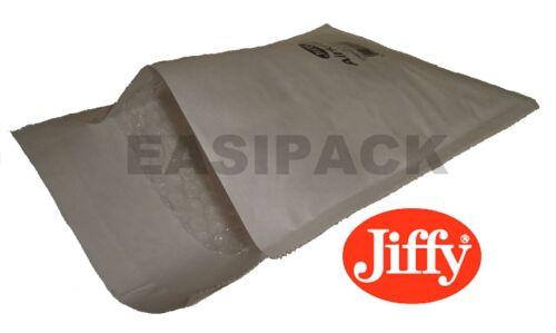 """Blanc 500 sacs JL6 Jiffy Airkraft bubble enveloppes 11.5 /""""x 18/"""""""