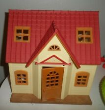 Spock Sylvanian Families Calico Critters Cottage House
