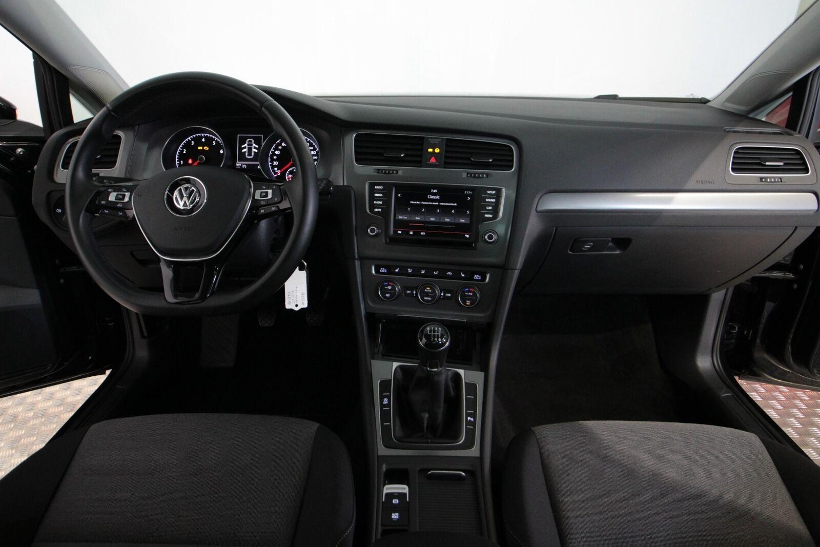 VW Golf VII TSi 125 Style Vari. BMT