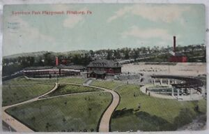 Antique-Postcard-Lawrence-Park-Pittsburgh-PA