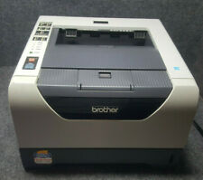 Brother HL-5370DW Workgroup Laser Printer w NEW DRUM//TONER