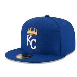the best attitude 37322 939aa Image is loading Kansas-City-Royals-New-Era-Diamond-Era-59FIFTY-