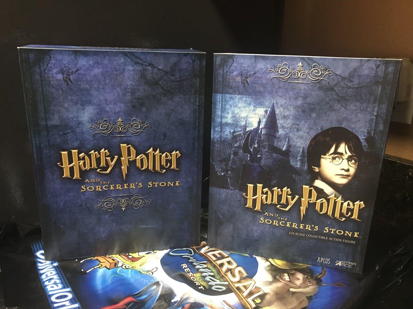 1 6 Star Ace Toys SA0001 Harry Potter Daniel Radcliffe Action FiGure CELEBRATION