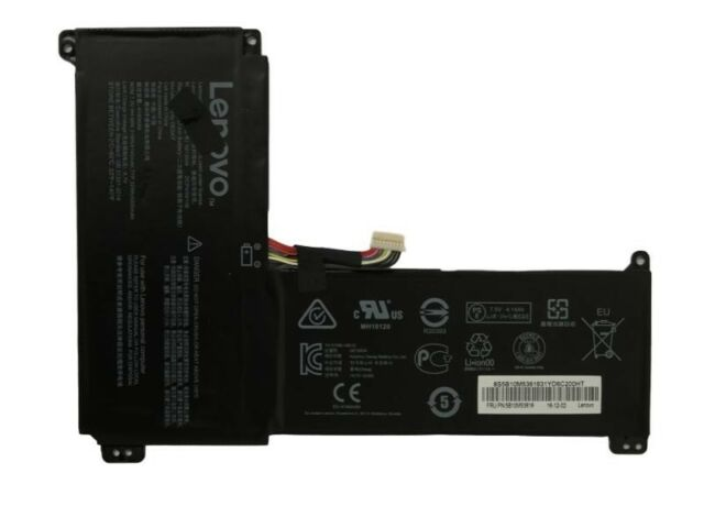 Genuine Lenovo IdeaPad 110S-11IBR Battery 7.5V 31Wh 0813004 5B10M53616