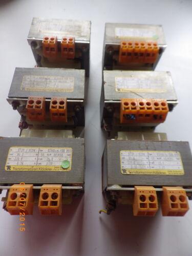 Netzdrossel Netztransformator Klöckner  E184b VDE 0551