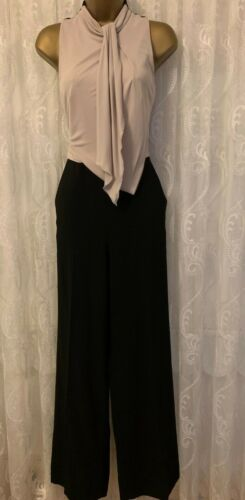 Bow Dress 10 Draped Party Karen lunga Tuta Millen 38 Wedding Pencil Maxi Black wZUnWtWH8q