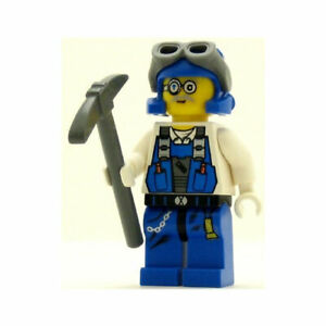 AGENT CHARGE Mint Minifig Mini Figure LEGO Minifigure Agents