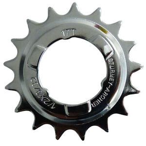 Sunrace-Steck-Ritzel-Cranked-1-2-3-32-034-17-18-19-Teeth