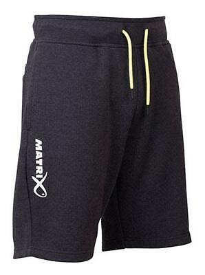 Matrix Minimal Black Marl Jogger Shorts *New 2019* Free Delivery
