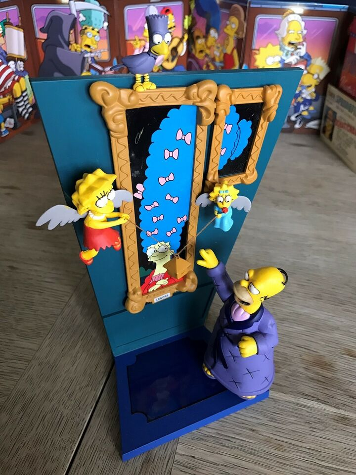 Samlefigurer, The Simpsons