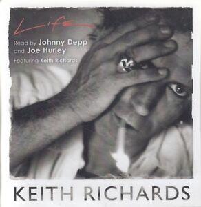 Life-Keith-Richards-20CD-Audio-Book-Unabridged-Rolling-Stones-Biography-FASTPOST