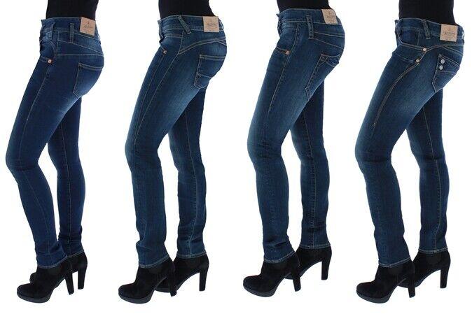 Herrlicher - Damen Jeans Piper Slim Gila Slim Pearl Slim Pitch Slim