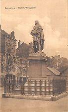 Br34624 Bruxelles Statue d Anneessens     Belgium