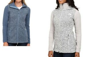 The North Face Womens Indi Insulated Hoodie Sweater Jacket Ebay