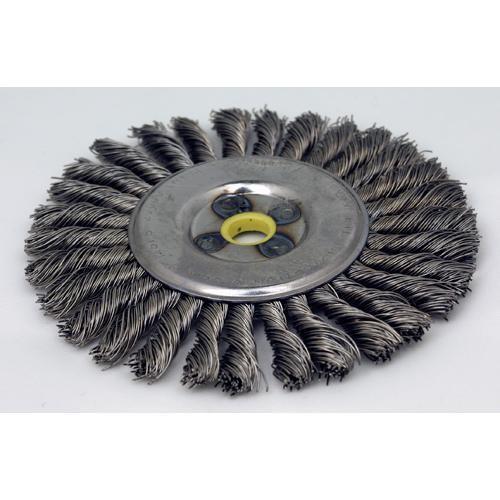 """4/"""" x 3//8 AH; Knot Wheel; 20,000 RPM; U.S.A."""