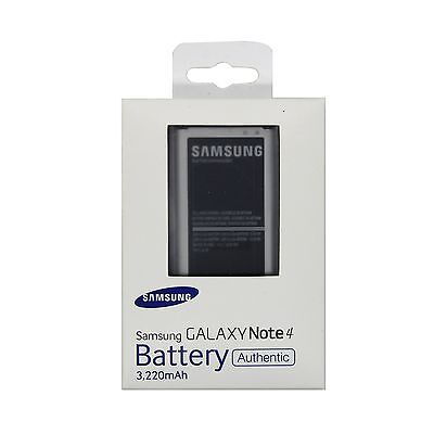 NEW Original SAMSUNG Galaxy Note4 IV SM-N910 Battery & Charger & Cable & Adapter