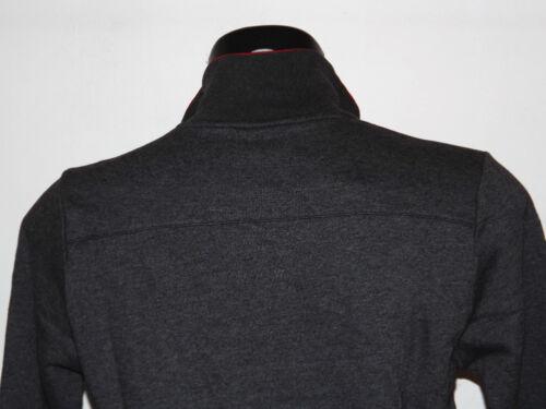 Merc London Sweatshirt Truman Open Neck Turtleneck SIZE S M L XL