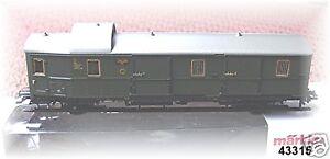 MARKLIN-43315-Gepaeckwagen-der-DRG-NEU