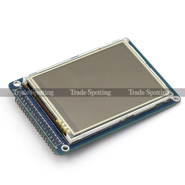 """SainSmart 3.2"""" TFT LCD Display+Touch Panel+PCB adapter SD Slot for Arduino 2560"""
