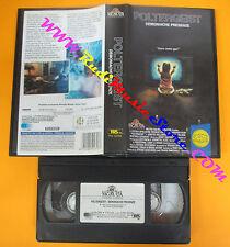 VHS film POLTERGEIST demoniache presenze MGM/UA GLI SCUDI Marshall (F127) no dvd