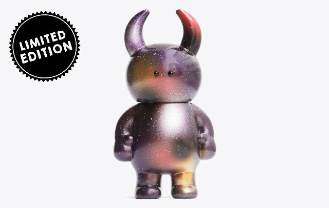 CLASSIC MINI UAMOU ROSY GALAXY SOFT VINYL FIGURE LIMITED EDITION