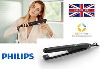 Philips Bhs674 Hair Straightener 10 Digital Settings Ionic Auto Long Plates
