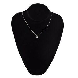 Collar-de-pendiente-del-cubo-de-lujo-Collares-de-plata-esterlina-925-puro-C-D4R3