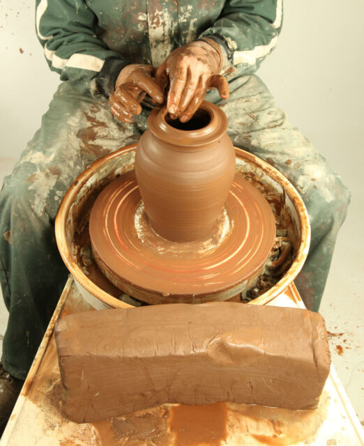 Red Terracotta Earthenware Clay SCR Ceramics Pottery Sculpture 25kg (2 bags)