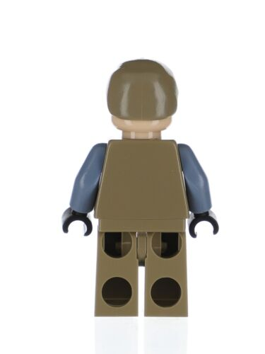 Lego Crix Madine 7754 Dark Tan Hips and Legs Star Wars Minifigure