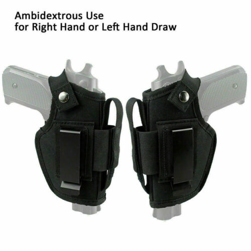 Gun holster fits Smith /& Wesson MP Shield 40 9mm With Laser