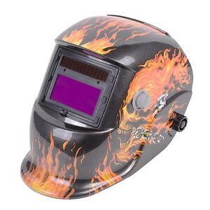 New Pro Solar Welder Mask Auto Darkening Welding Helmet Arc Tig mig grinding