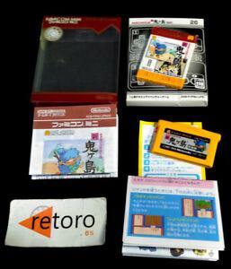 SHIN-ONIGASHIMA-VOL-26-FAMICOM-MINI-GBA-GAMEBOY-ADVANCE-JAP-game-boy-classic-nes