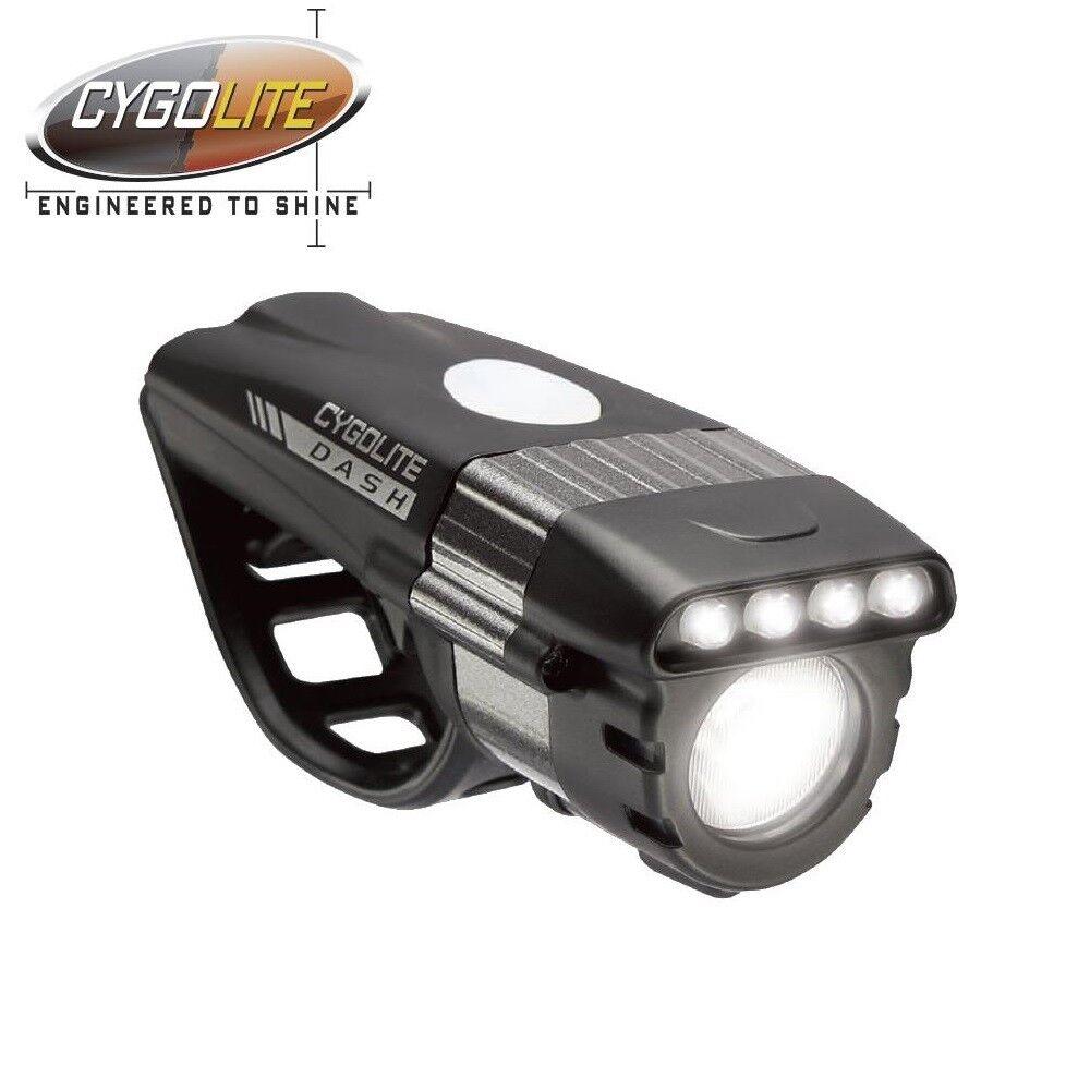 Cygolite Dash Pro 600 Lumen USB Bike Headlight