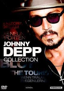 JOHNNY-DEPP-COLLECTION-COFFRET-5-DVD