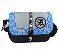 Gintama unisex Casual Bags shoulder bag messenger bag back to school