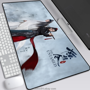 Grandmaster of Demonic Cultivation Mouse Pad Play Mat GAME Mousepad 40*90cm #1