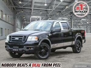 2005 Ford F 150 FX4