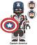 MINIFIGURES-CUSTOM-LEGO-MINIFIGURE-AVENGERS-MARVEL-SUPER-EROI-BATMAN-X-MEN miniatura 143