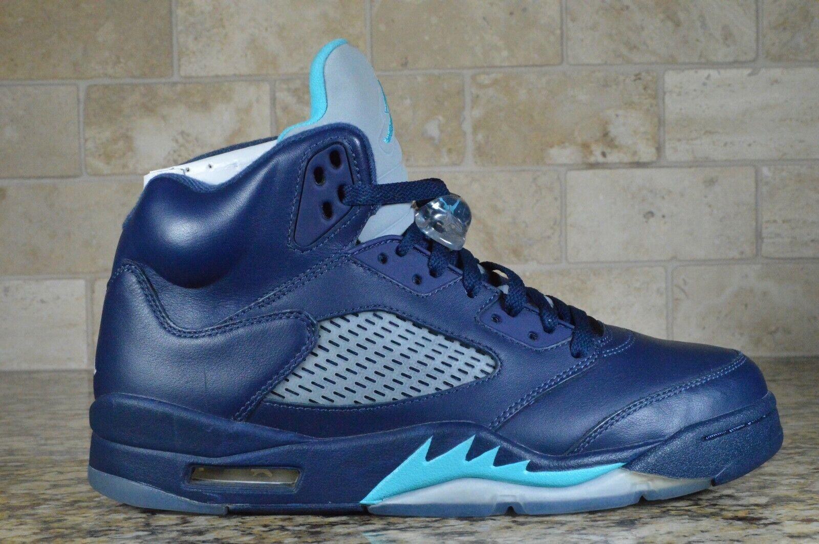 2014 Nike Air Jordan 5 Retro Pre Grape