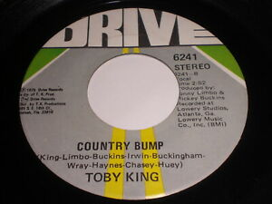 Toby-King-Country-Bump-Rock-039-N-039-Roll-Will-Stand-45-Soul-Funk