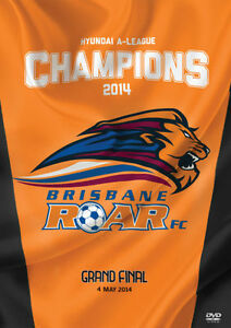 A-League-Champions-2014-Brisbane-Roar-Soccer-NEW-DVD-Region-4-Australia