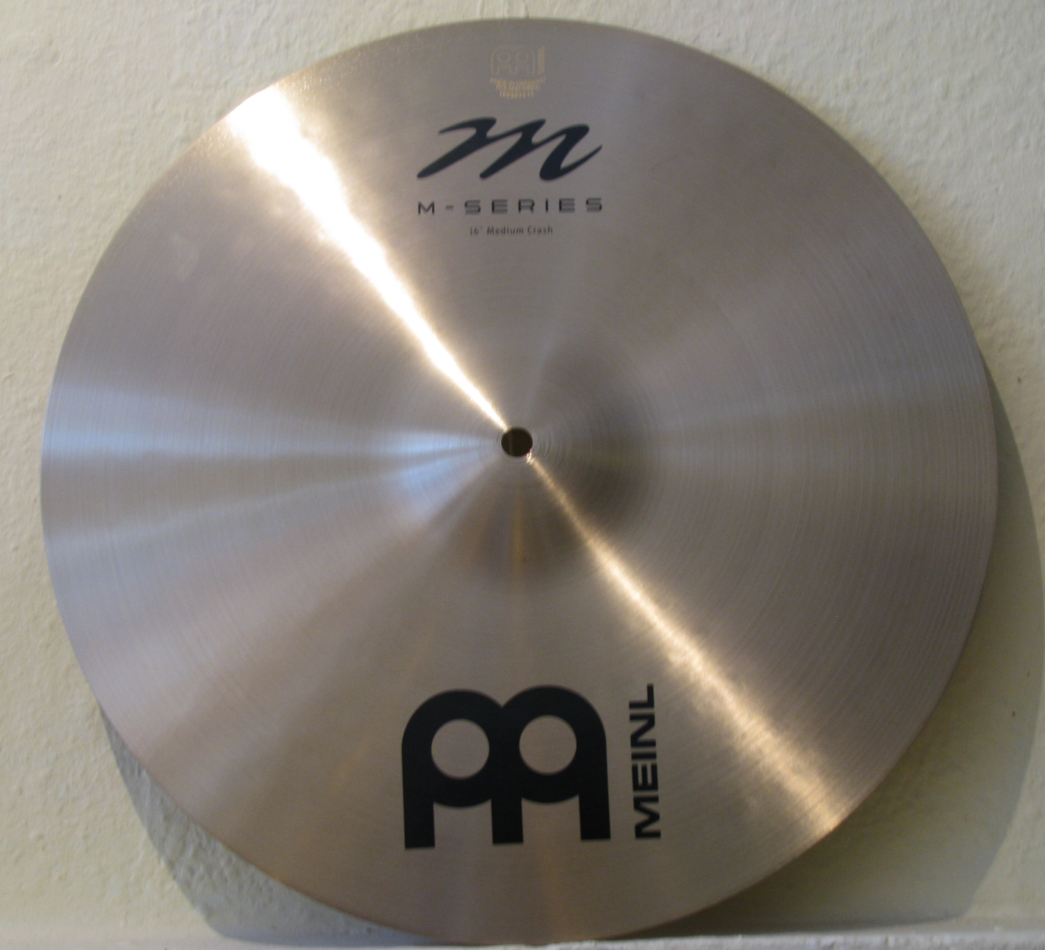 Meinl 16  M-Series Medium Crash MS16MC