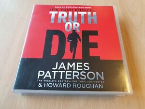 Truth-or-Die-CD-Audiobook-James-Patterson-amp-Howard-Roughan