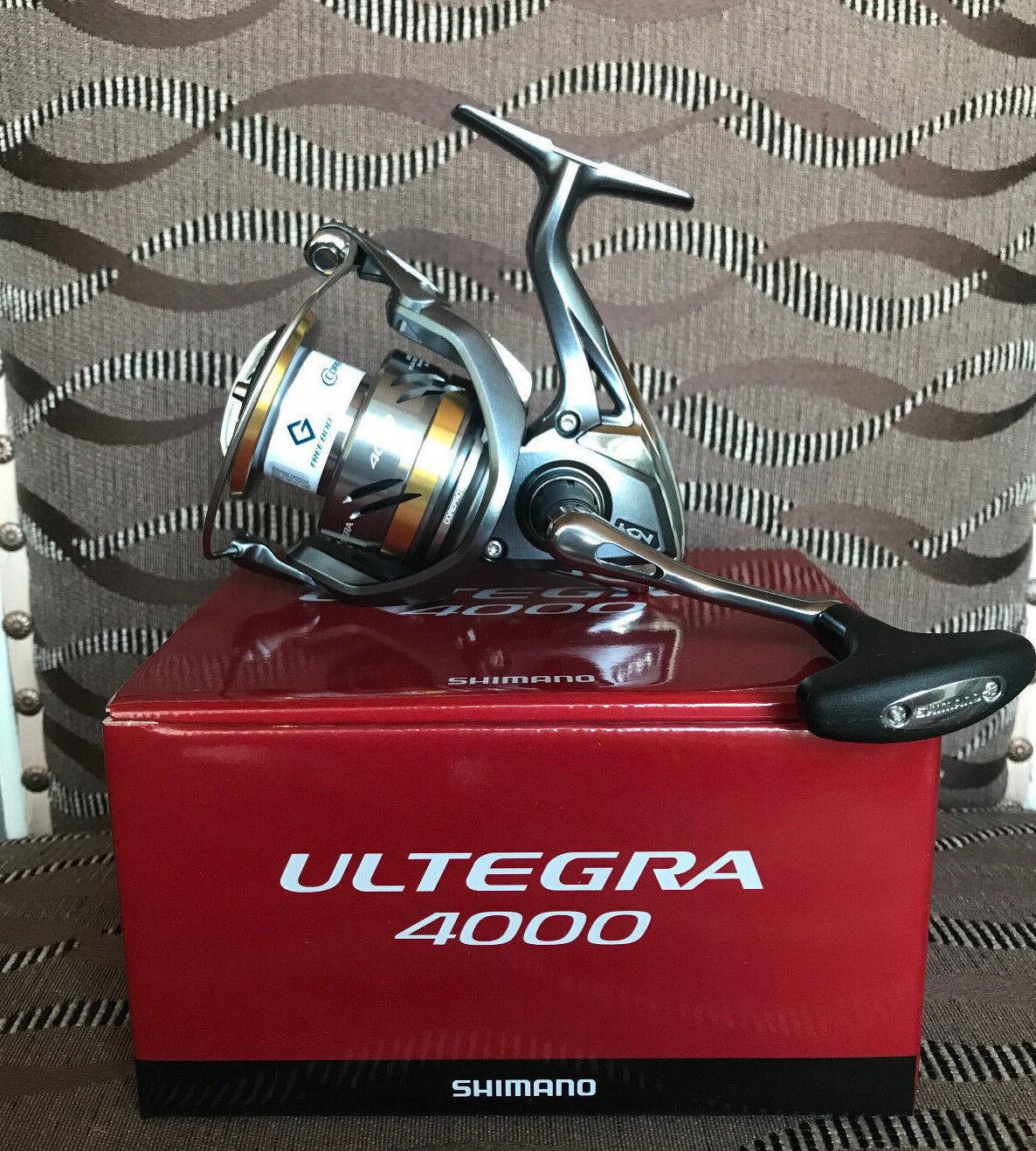 Carrete de spinning spinning spinning Shimano Ultegra 4000 FB d7e49e